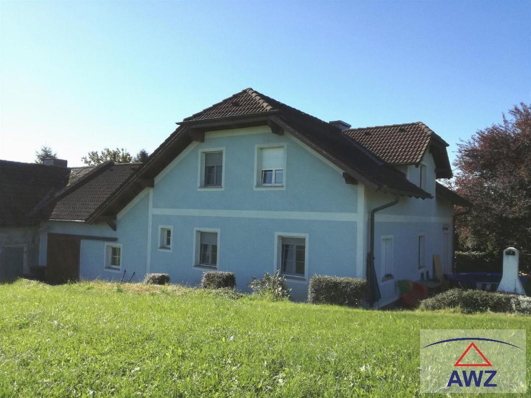 Ferschnitz Schönes Wohnhaus mit viel Grund Grundbuch