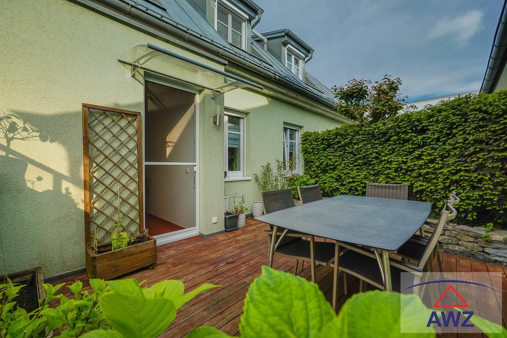 WELS: Traumhafte Wohnung mit Dachterrasse und Wintergarten!