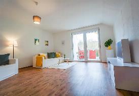 Traumhafte 3-Zimmer-Wohnung mit Wohlfühlcharakter!