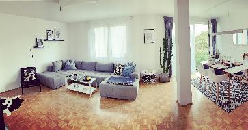 TOPLAGE - Wunderschöne Eigentumswohnung mit gemütlicher Loggia