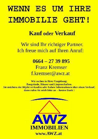 ACHTUNG schnell zugreifen: 2201 Gerasdorf / Oberlisse Baugrund zu verkaufen!